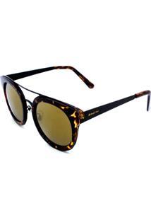 Óculos De Sol Khatto Kt32174 Marrom