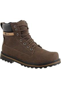 Bota Couro Cr Shoes Masculina - Masculino