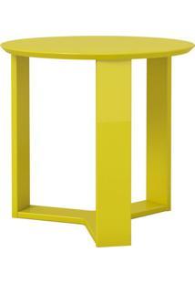 Mesa Lateral Trix Amarelo