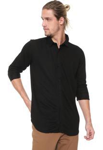 af8934c14e Camisa Pólo Linho Reta masculina