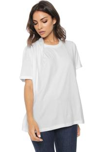 Camiseta Forum Lisa Off-White