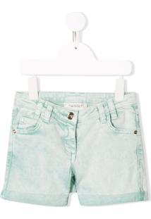 Twin-Set Short Jeans - Verde