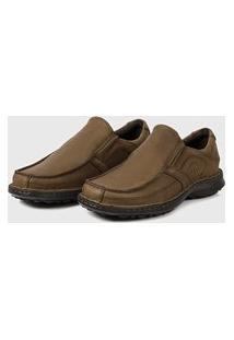 Sapato Em Couro Hayabusa Support 8 Tan