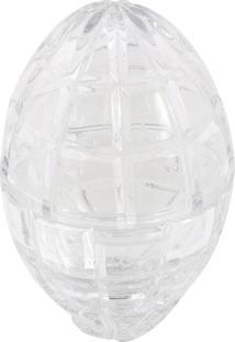 Bomboniere De Cristal Transparente Lodz