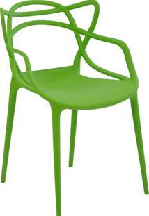 Cadeira Pp Allegra -Rivatti - Verde