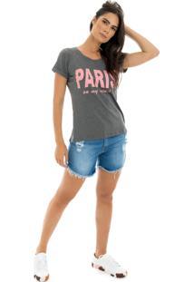 T-Shirt La Mandinne Paris Mescla