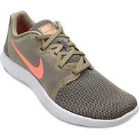 50a49473762 Tênis Nike Flex Contact 2 Feminino - Feminino-Verde+Laranja