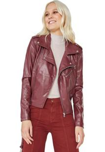Jaqueta Biker Leather