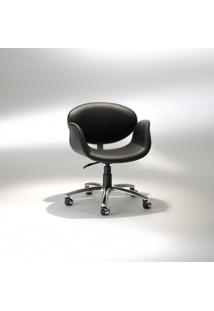 Cadeira Giratória Tulipa Office Alumínio Studio Mais Design By Pierre Paulin