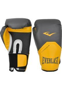 Luva Boxe Everlast Pro Style Elite Training 14 Oz - Masculino