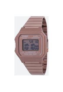 Relógio Feminino Casio Vintage B650Wc-5Adf-Br Digital | Casio | U