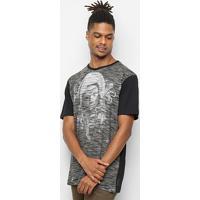 Camiseta Mcd Especial Blessed Masculina - Masculino-Preto ee2ab93a090