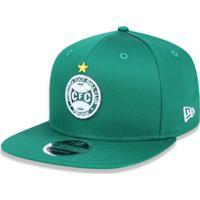Boné 950 Original Fit Coritiba Futebol Aba Reta Snapback New Era -  Masculino-Verde a0352aaf568
