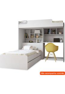 Treliche Multifuncional Office New Branco