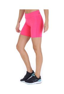Bermuda Adidas M 3S Tight - Feminina - Rosa