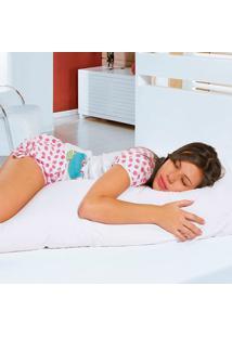 Travesseiro De Corpo Casa Dona 45X140Cm