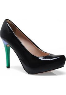 a9e5b3a0e Sapato Tanara Verniz feminino   Shoes4you