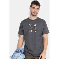 Camiseta Hurley Icon Masculina - Masculino b659c050bb1
