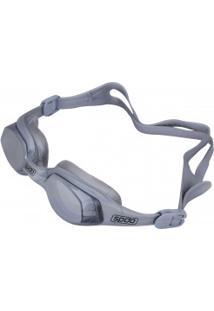 Óculos De Natação Speedo Tempest Mirror - Adulto - Prata/Cinza Cla