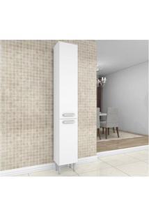 Paneleiro Com 2 Portas Natália Branco - Lc Móveis