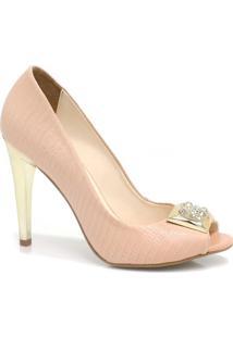 Peep Toe Zariff Shoes 12409