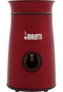 Moedor De Café Eletrecity 127V Vermelho Bialetti