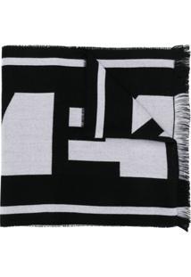 Givenchy Echarpe Com Logo - Multicolor 004