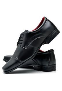 Sapato Social Masculino Asgard Db 807Lbm Preto
