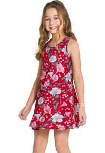 Vestido Infantil Kyly Meia Malha 110038.9010.16