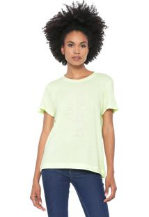 Camiseta Forum She Believed Verde