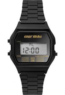 Relógio Mormaii Unissex Digital Preto - Mojh02Aj/4P