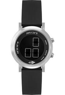 Relógio Digital Mormaii Mo11929Ab/2P - Unissex