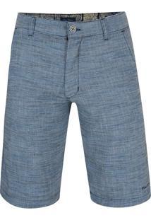 Bermuda Cotton Flame Azul Jeans