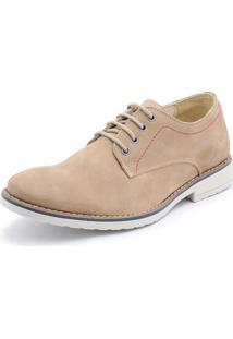 698a820fd Sapato Casual Bege Retro masculino