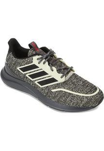 Tênis Adidas Energy Falcon Masculino - Masculino-Bege+Preto