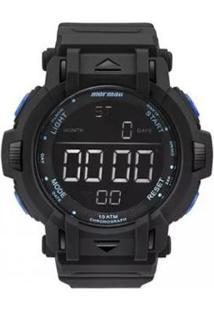 Relógio Mormaii Digital Mom08111B8A - Unissex