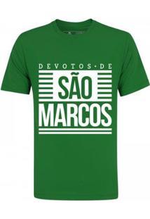 Camiseta Zé Carretilha Palmeiras Devotos Masculina - Masculino