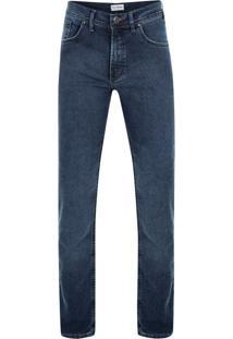 Calça Jeans Malha Denim Comfort