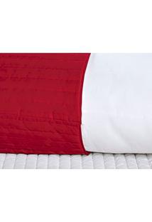 Capa Para Travesseiro Abraçadinho 1 Peça Vermelho
