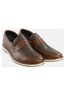 Sapato Ernest Tressê Marrom