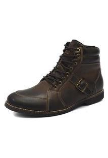 Bota Casual Masculina Shoes Grand 5600/1 Taupe
