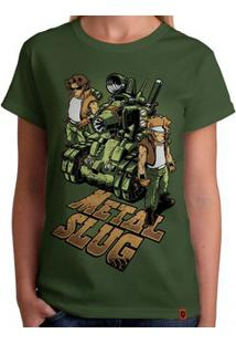Camiseta Metal Slug