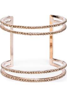 Bracelete Strass Shine