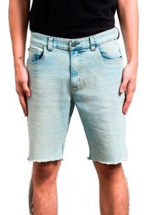 Bermuda Salt 35G Jeans Desert Masculina - Masculino