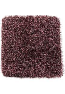 Faliero Sarti Cachecol De Lã - Vermelho