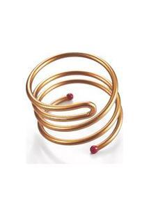 Prendedor De Cabelo Spin Pin Pequeno Dourado