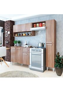 Cozinha Compacta Madri 7 Pt 1 Gv Teka