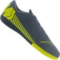 Centauro. Chuteira Futsal Nike Mercurial Vapor X 12 Academy Ic ... 7db969e6044f6