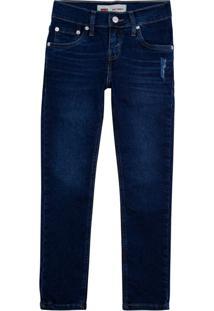 Calça Jeans Levis 510 Skinny Infantil - 10
