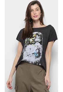Camiseta Triton Respingo Manga Curta Feminina - Feminino
